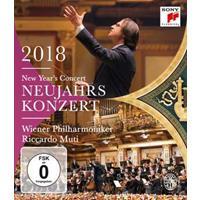 Wiener Philharmoniker - New Years Concert 2018