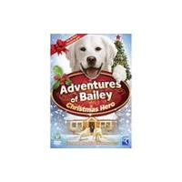 Adventures of Bailey The Christmas Hero DVD