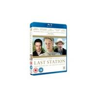 The Last Station Blu-ray