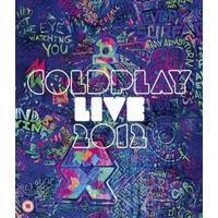 Coldplay Live 2012 (BRD+CD)