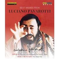 Pavarotti, Dimitrova,Chiara - Luciana Pavarotti Box Blu-Ray