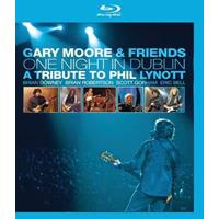Gary Moore & Friends - One Night In Dublin - A Tribute To Phil Lynott