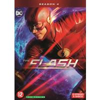 Flash - Seizoen 4 (DVD)