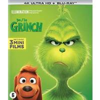 The Grinch 4K Ultra HD Blu-ray