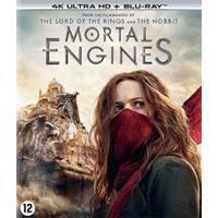 Mortal Engines (4K Ultra HD En Blu-Ray)