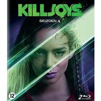 Killjoys - Seizoen 4 (Blu-ray)