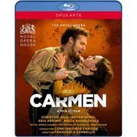 Royal Opera House & Constantin Cary - Carmen
