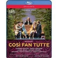 Royal Opera House - Cosi Fan Tutte