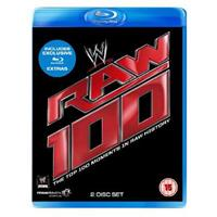 Wwe - Top 100 Raw Moments