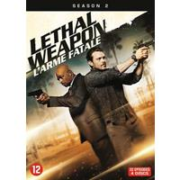 Lethal weapon - Seizoen 2 (DVD)