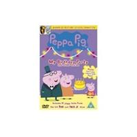 Peppa Pig - My Birthday Party And Other Stories DVD