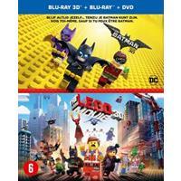 The Lego Batman Movie + The Lego Movie (3D + 2D Blu-Ray)