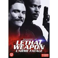 Lethal weapon - Seizoen 1 & 2 (DVD)