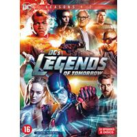 Legends of tomorrow - Seizoen 1 & 2 (DVD)