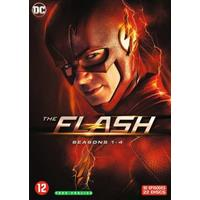 Flash - Seizoen 1-4 (DVD)