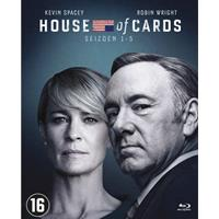 House of cards - Seizoen 1-5 (Blu-ray)