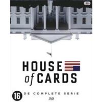 House of cards - Complete collection (Blu-ray)