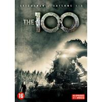 The 100 - Seizoen 1-3 (DVD)