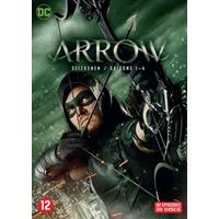 Arrow - Seizoen 1-4 (comic book) (DVD)