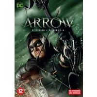 Arrow - Seizoen 1-4 (DVD)