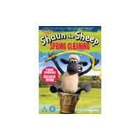Shaun The Sheep: Spring Cleaning DVD