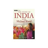 The Story of India with Michael Wood: Complete BBC Series DVD