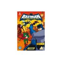 Batman The Brave And The Bold Vol. 2 DVD