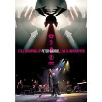 Peter Gabriel - Still Growing Up - Live & Unwrapped