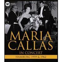 Maria Callas - Callas Concert Hamburg 59&62