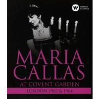 Maria Callas - Callas At Covent Garden 62&64