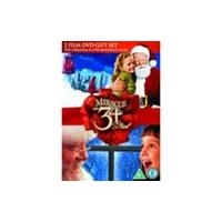 Miracle On 34th Street 1947 & 1994 Double Pack DVD