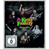 The Kelly Family WE GOT LOVE LIVE) Pop Blu-ray