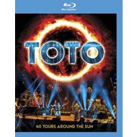 Toto - 40 TOURS AROUND THE SUN (LIVE AT ZI Blu-ray