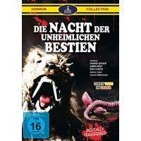 Goude, Ingrid / Best, James / Curtis, Ken - Die Nacht Der Unheimlichen Bestien