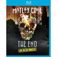 Motley Crue - The End Live In Los Angeles)