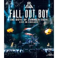 Fall Out Boy - Boys Of Zummer: Live In Chicago Blu-ray