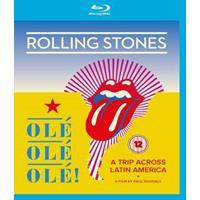 The Rolling Stones - Olé Olé Olé - A Trip Across Latin Blu-ray