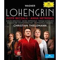 Anna Netrebko And Piotr Beczala - Wagner: Lohengrin, WWV 75 (Live)
