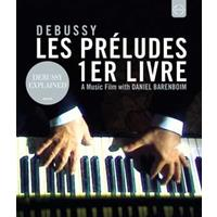 C. Debussy - 12 Preludes, A Music..