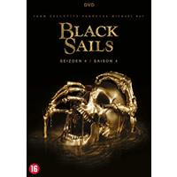 Black Sails - Seizoen 4 DVD