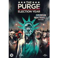 Purge - Election Year DVD