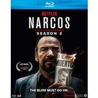 Narcos - Seizoen 3 (Blu-ray)