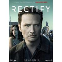 Rectify - Seizoen 3 (DVD)