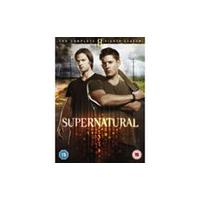 Supernatural - Season 8 DVD