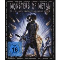 Various - Monsters Of Metal 8