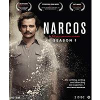 Narcos - Seizoen 1 (Blu-ray)