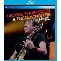 George & The Des Thorogood - Live At Montreux 2013