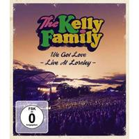 The Kelly Family - We Got Love Live At Loreley)