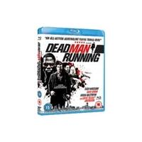 Dead Man Running Blu Ray