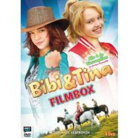 Bibi & Tina - Speelfilmbox 1-4